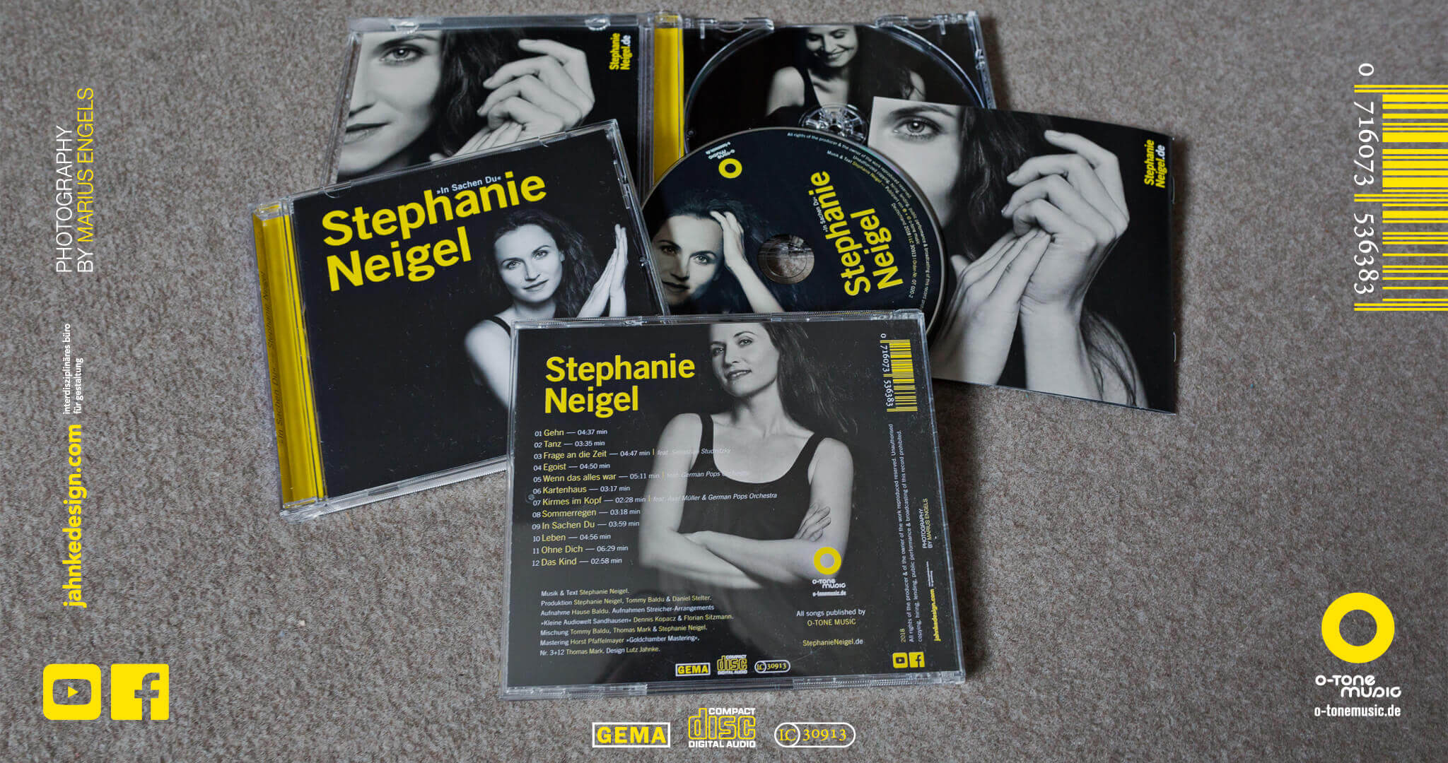 stephanie neigel cd