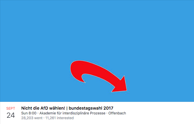 virales online-marketing zur bundestagswahl 2017